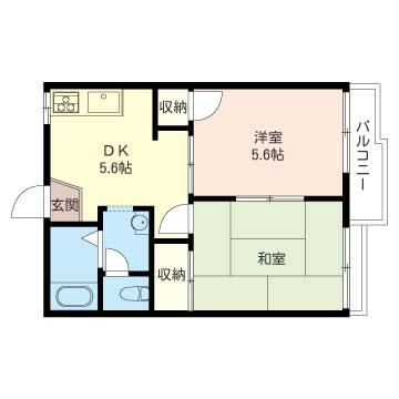 タウニ―西新井A 202
