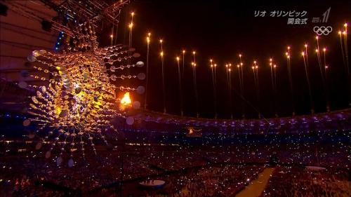 2016.8リオオリンピック開会式