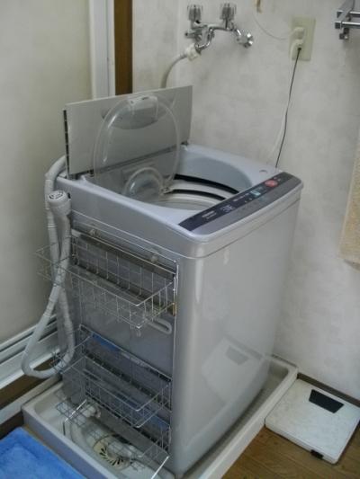 2016.5洗濯機