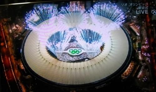 2016.8リオオリンピック開会式4