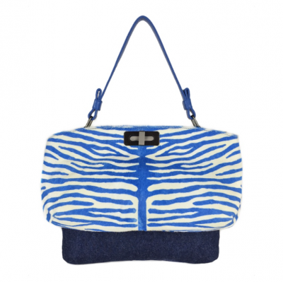 M136 constanca zebra blue-denim