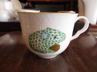 ヘレンド マグカップ 002