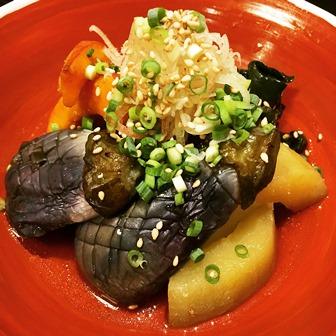 加賀野菜南蛮漬け