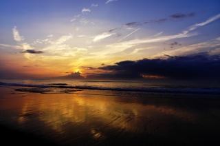 ある夏の日の朝の風景