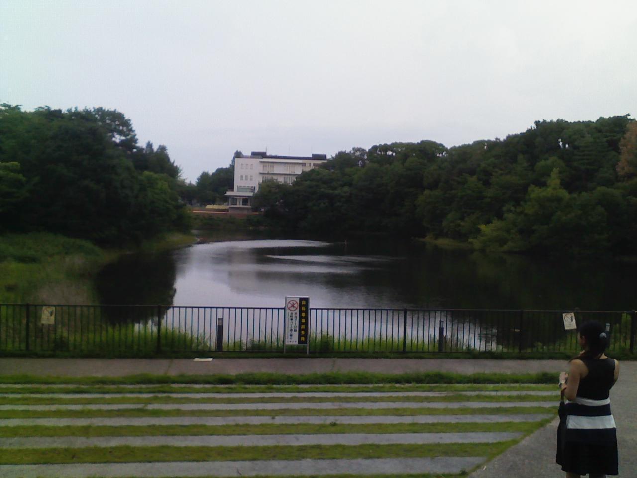 阪大_中山池