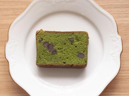 新宿中村屋 アイリッシュケーキ抹茶