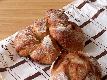ブルーチーズのパン サ・マーシュ/Ca marche