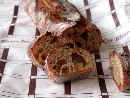 イチジクとクルミ パンと暮らしのサ・マーシュ/Ca Marche