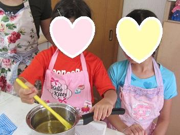 160804 お子さまパン教室②