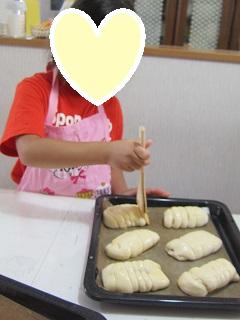 160804 お子さまパン教室④