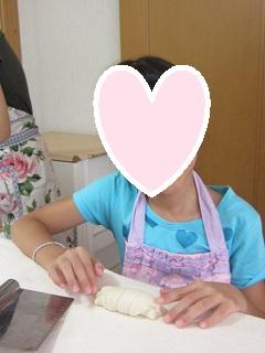 160804 お子さまパン教室③