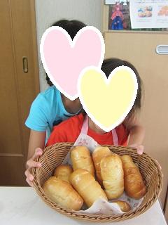 160804 お子さまパン教室