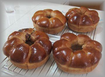 160808 お子さまパン教室 ちぎりパン