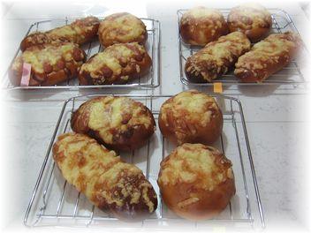 161012 焼込み調理パン