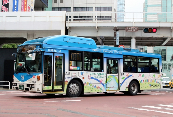 川崎200か・231 S-4008
