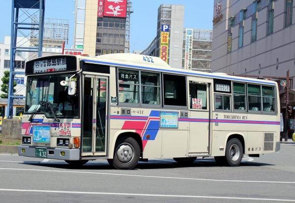 徳島22き・432 H-432