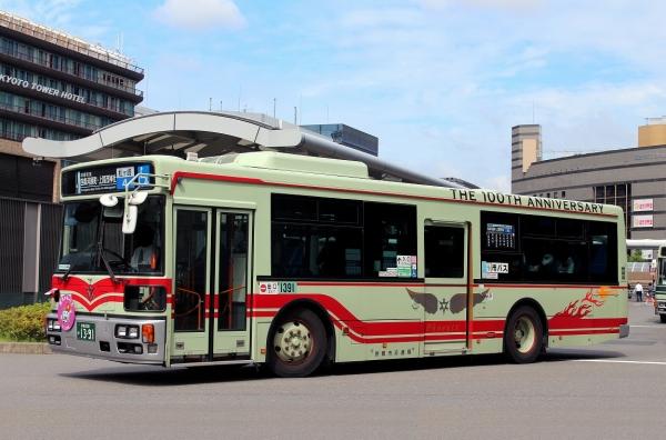 京都200か1391 RED