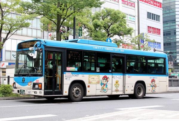 川崎200か1224 S3427