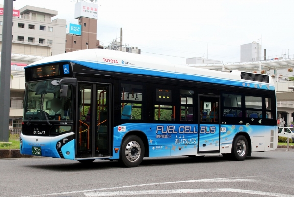豊田200か・367 FUEL CELL BUS