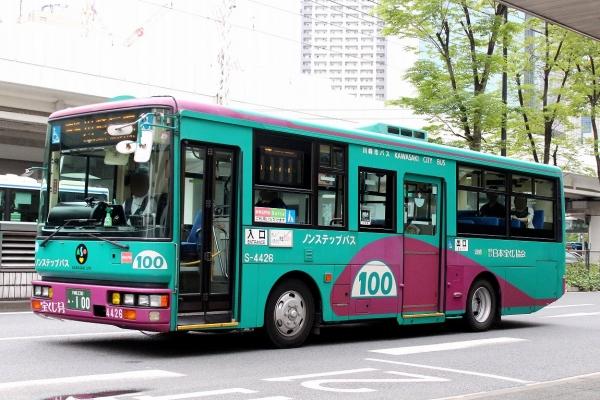 川崎230あ100 S-4426