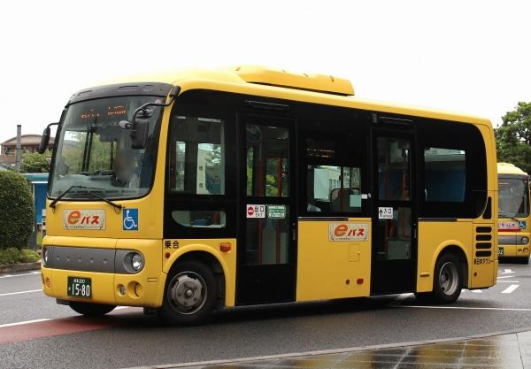岐阜200か1580 eバス