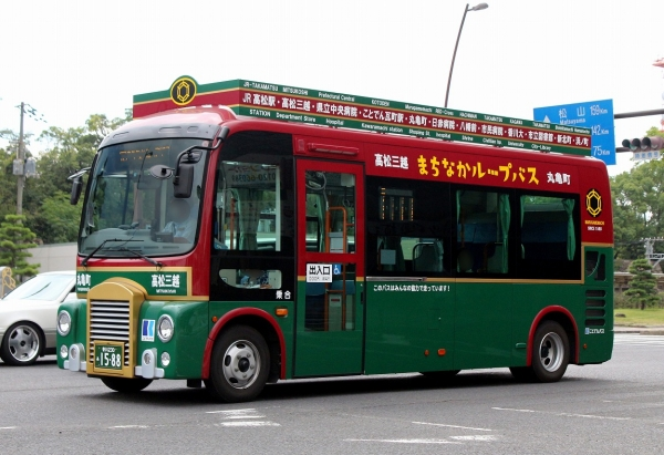 香川230あ1588