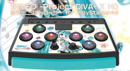初音ミク -Project DIVA- X HD 専用ミニコントローラー