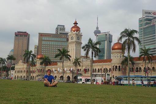 再びマレーシアにやってきました