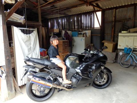 kisakiバイク