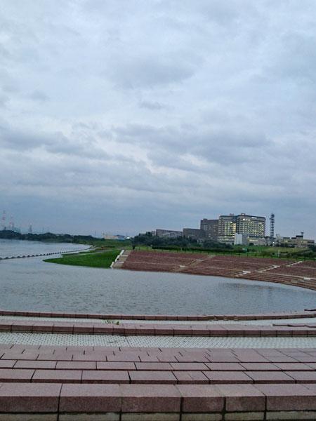 20160624河川敷