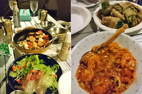 20160716夕食