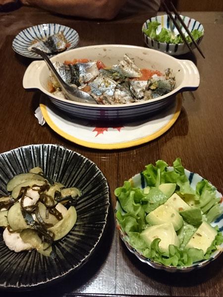 20160907ご飯