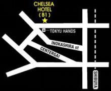 地図_チェルシーホテル渋谷
