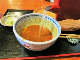 16-4-11 蕎麦湯