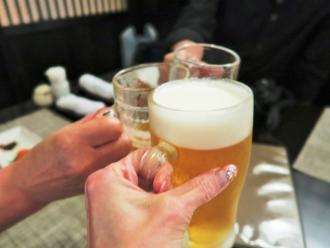 16-6-3 乾杯ビア