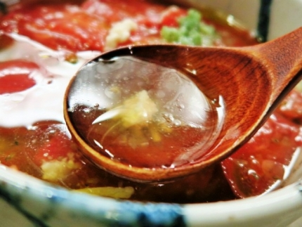 16-6-3 そばトマト汁