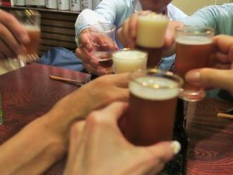 16-7-6 乾杯ビア