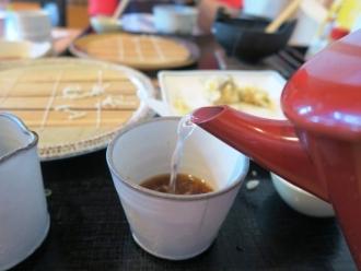16-7-31 蕎麦湯