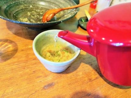 16-9-7 蕎麦湯