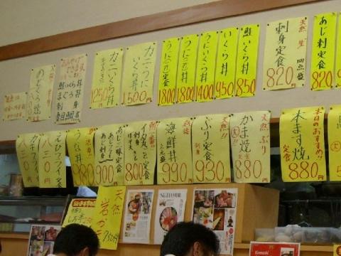 中央食堂・H27・6 メニュー2