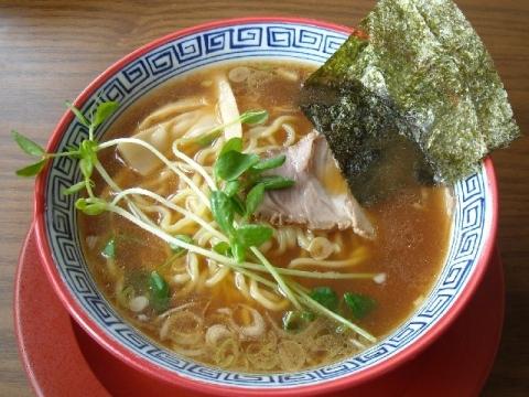 五平・H27・7 鯛生姜醤油拉麺