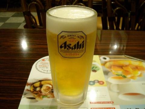 ガスト東三条店・H27・7 ビール
