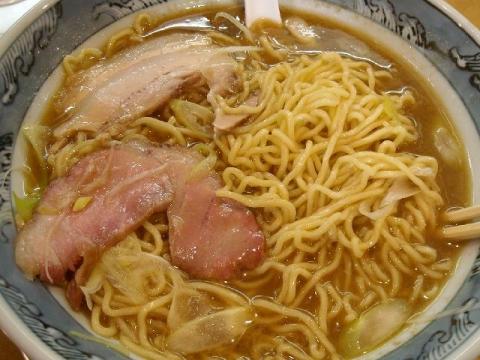 小太喜屋・H27・8 ラーメン 麺