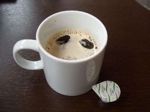 てんてん女池愛宕店・H27・8 コーヒー2