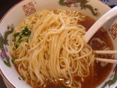 宗次・H27・9 らーめん 麺