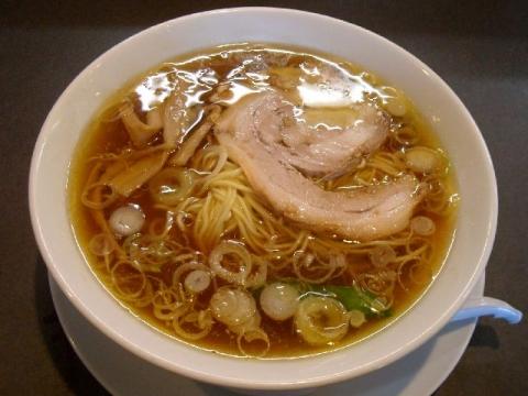 製麺屋食堂・H27・10 中華そば