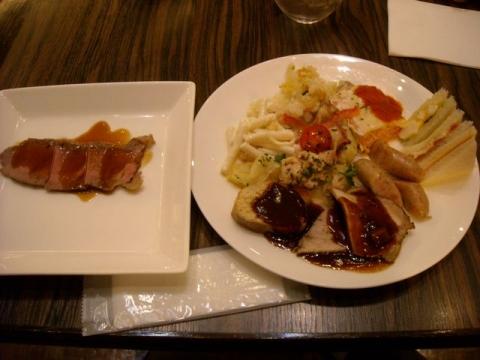 ANA・H27・11 料理3