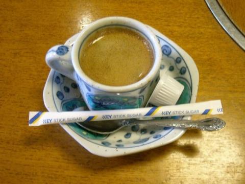 甲羅屋本店・H28・1 コーヒー