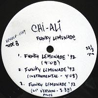 ChiAli-Funky薄シール痕200