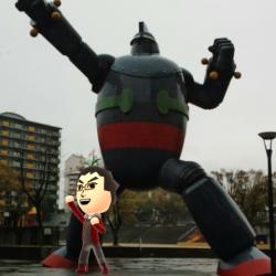 お父さん 鉄人 神戸 KOBE